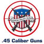 .45 Caliber Handguns