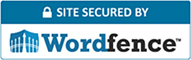 Secured by Wordfence