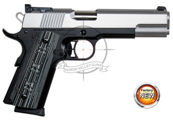 Dan Wesson Silverback 9mm