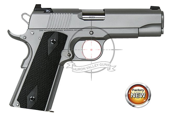 Dan Wesson Valor Commander 9mm