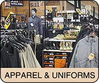 Apparel and Uniforms