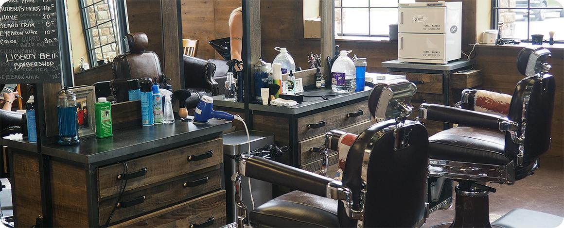 Liberty Belle Barber Shop