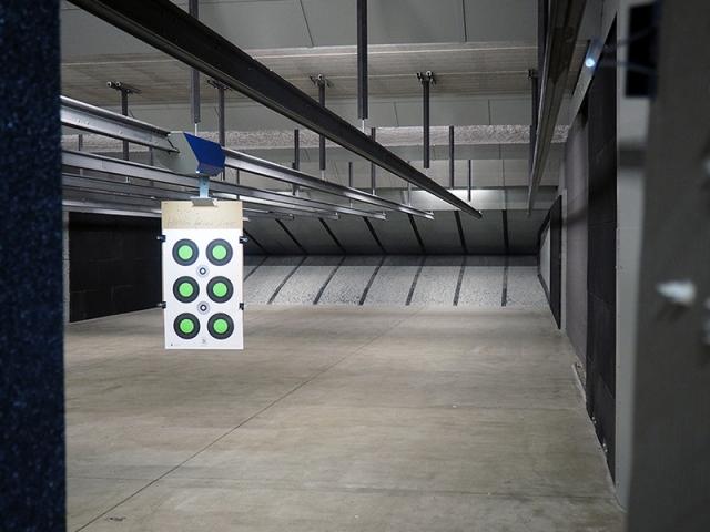 Huron Valley Guns - 25 yd Shooting Lanes