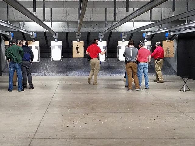 Huron Valley Guns - Advanced Handgun 4 Class