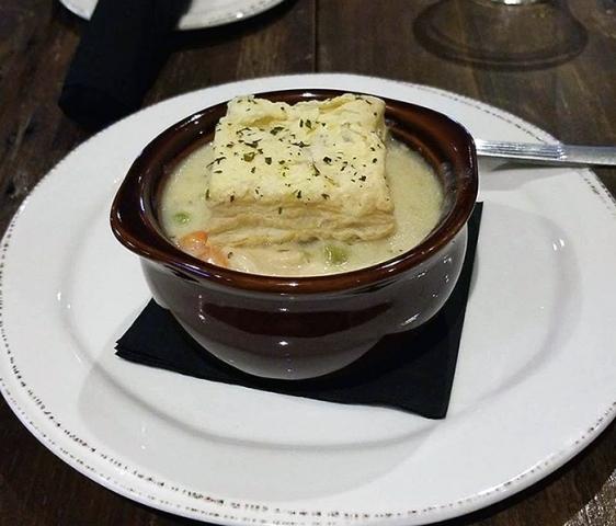 Molly Pitchers - Chicken Pot Pie Soup