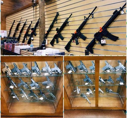 Huron Valley Guns - Range Gun Rentals