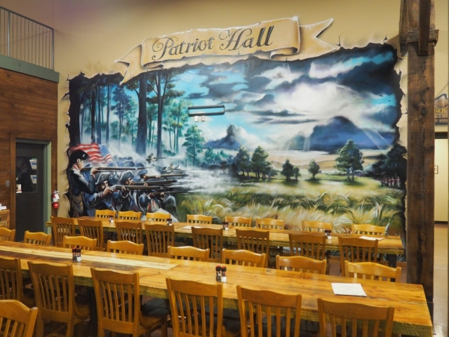 Huron Valley Guns - Patriot Hall