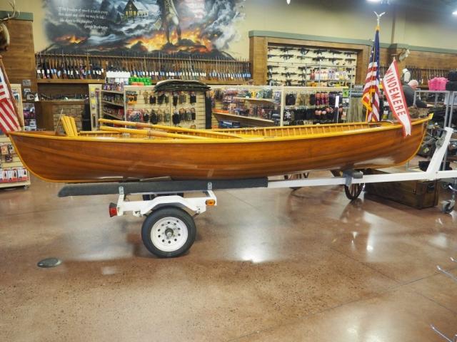 Huron Valley Guns - Tender Boat