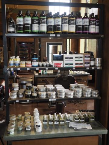 Huron Valley Guns - Barber Shop Products