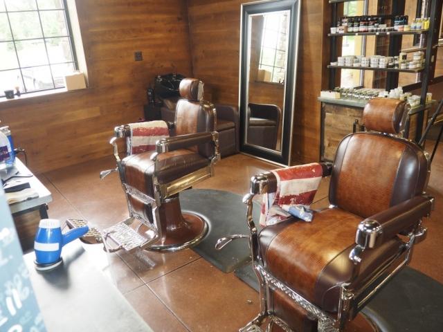 Huron Valley Guns - Barber Shop
