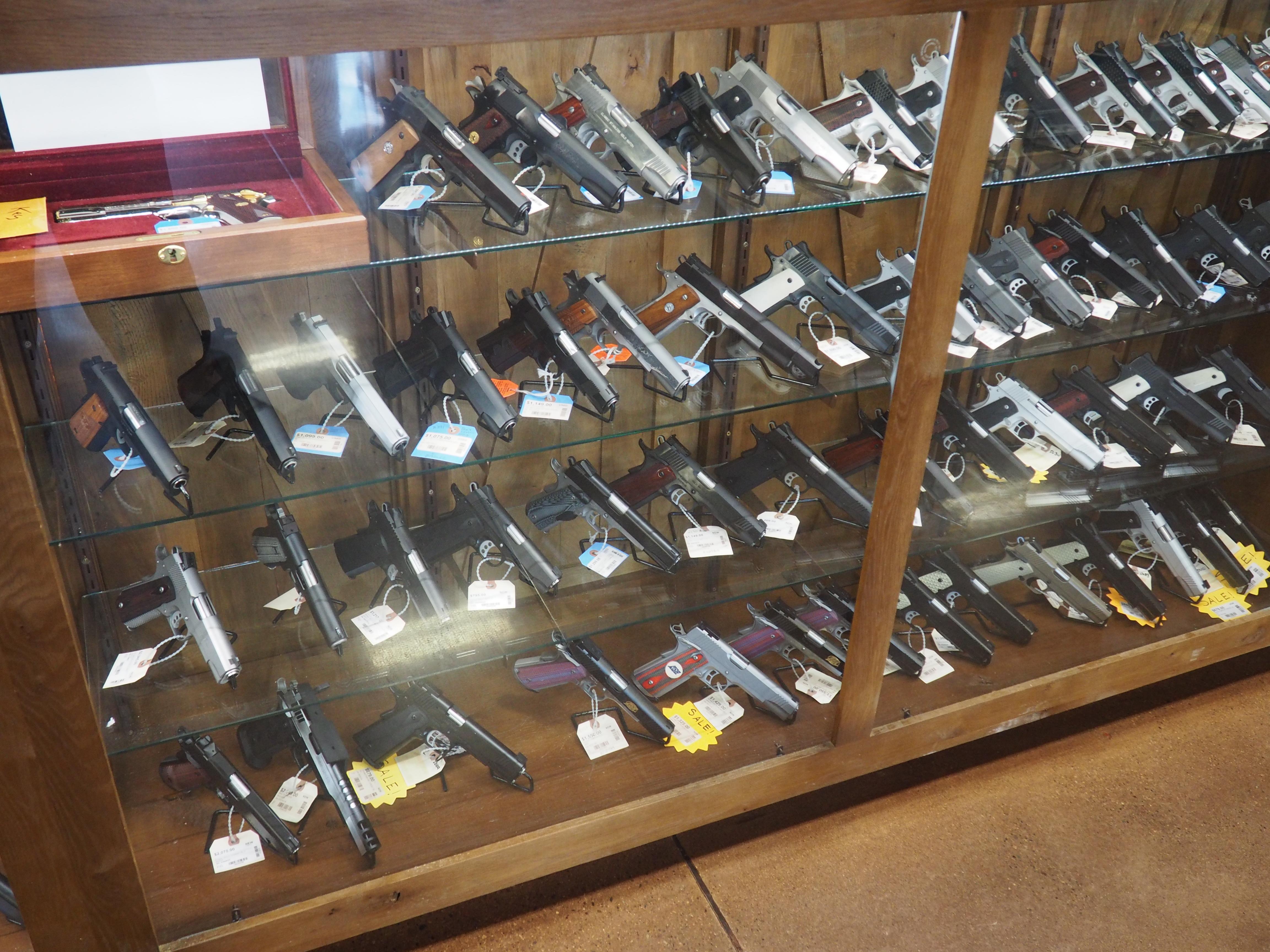 Huron Valley Guns - Firearms