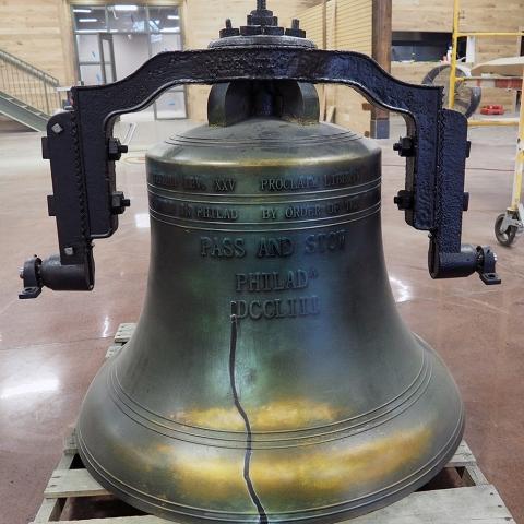 Huron Valley Guns - Liberty Bell