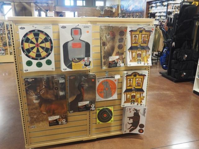 Huron Valley Guns - Shooting Range Targets