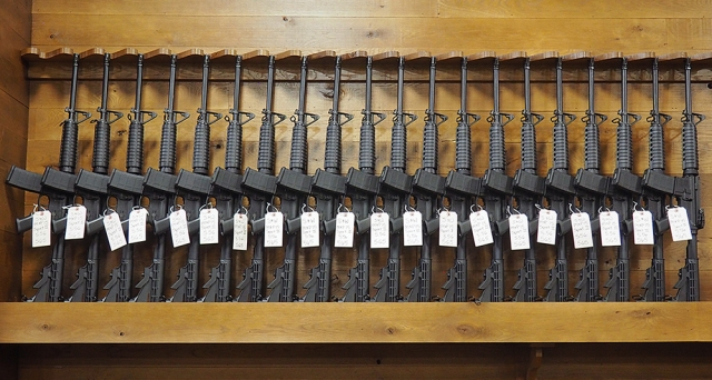 Huron Valley Guns - Automatic-Rifles