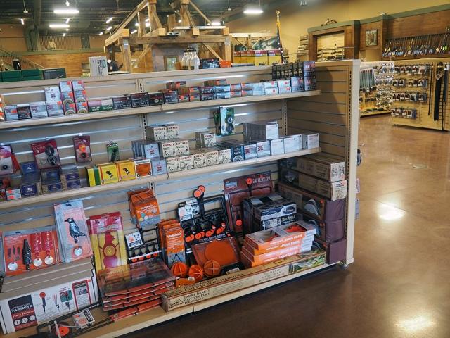 Huron Valley Guns - Retail Merchandise
