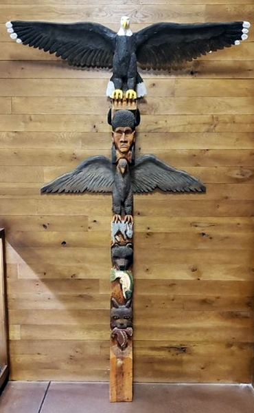 HVG Totem Pole