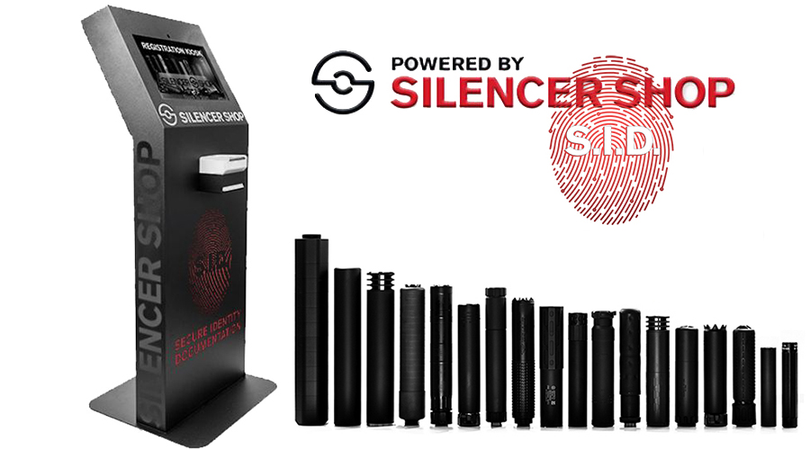 Image result for SILENCER SHOP KIOSK